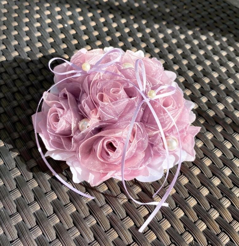 【Sweet Flower Ring Pillow スィート フラワー リングピロー】_c0196240_17445236.jpeg
