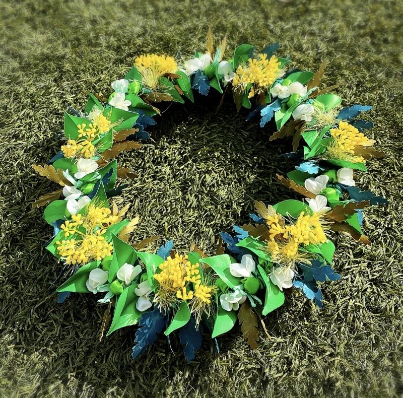 【Wild Flower Wreath ワイルド フラワー リース】_c0196240_18012140.jpeg