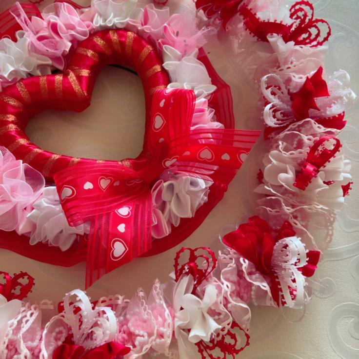 2020バレンタインリース♡_f0017548_08371919.jpg