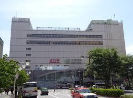 初、大井町駅_a0394451_14020607.jpg
