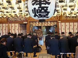 令和2年 始業式、梶岡建設・梶和会合同新春会を行いました_f0151251_08352012.jpg