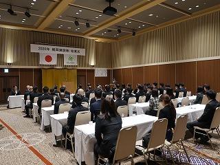 令和2年 始業式、梶岡建設・梶和会合同新春会を行いました_f0151251_08352944.jpg