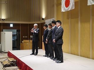 令和2年 始業式、梶岡建設・梶和会合同新春会を行いました_f0151251_08360503.jpg