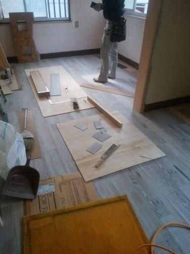 御幣島の戸建てリフォーム_c0229455_15524736.jpg