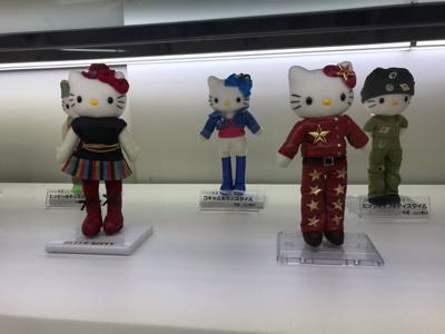 45th Anniversary  Hello Kitty  Collection展_b0194056_15364776.jpg