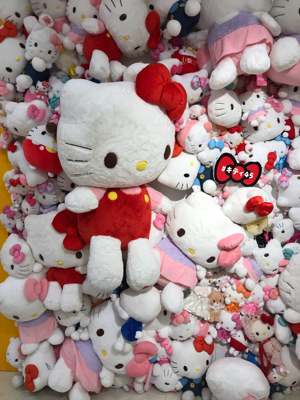 45th Anniversary  Hello Kitty  Collection展_b0194056_15370089.jpg