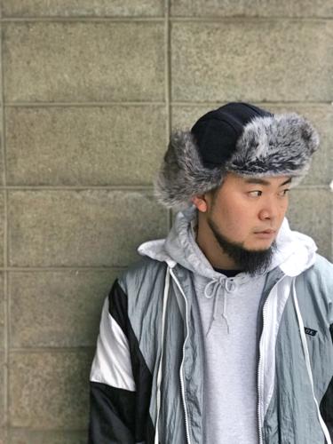 冬のお供に✌︎ -ヘッドギア編-_d0227059_20265370.jpg