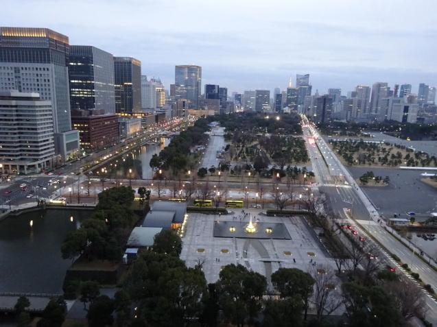 年末の「パレスホテル東京」 (4)_b0405262_21221726.jpg