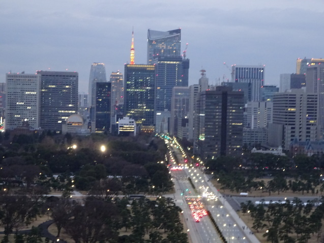 年末の「パレスホテル東京」 (4)_b0405262_21223468.jpg