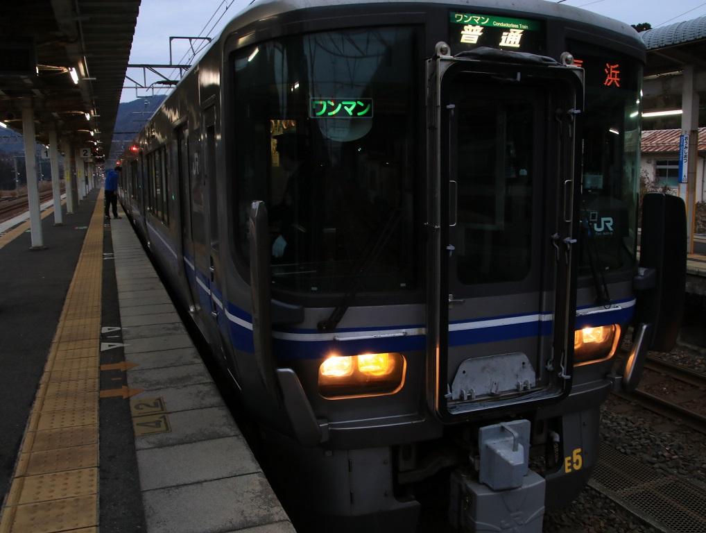 JR武生駅から帰路へ_d0202264_347034.jpg