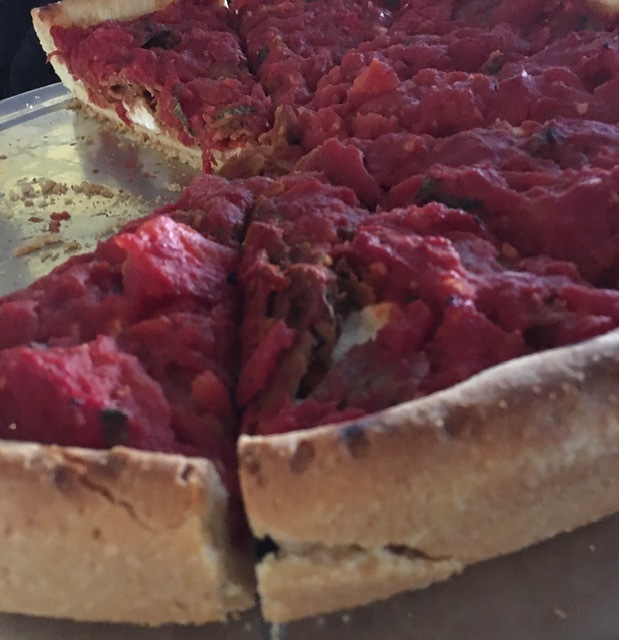 エコパークでビーガンたちとまずいピザを食べる_e0350971_11294772.jpg