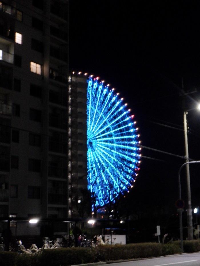 ◆2020海遊館イルミネーションRUN ~ぶらり港区1周~_f0238779_08250764.jpg