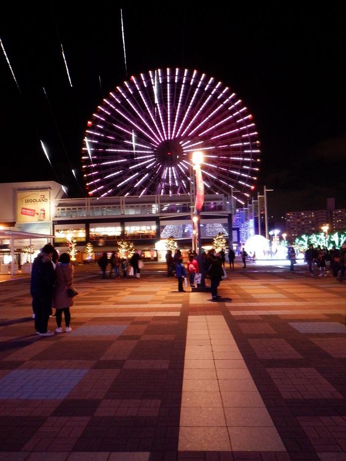 ◆2020海遊館イルミネーションRUN ~ぶらり港区1周~_f0238779_08273680.jpg