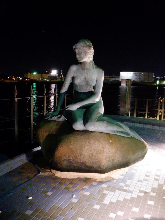 ◆2020海遊館イルミネーションRUN ~ぶらり港区1周~_f0238779_08282600.jpg