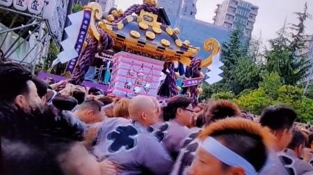 神輿シリーズ Google Nest Hub『浅草三社祭』_b0011584_16303530.jpg