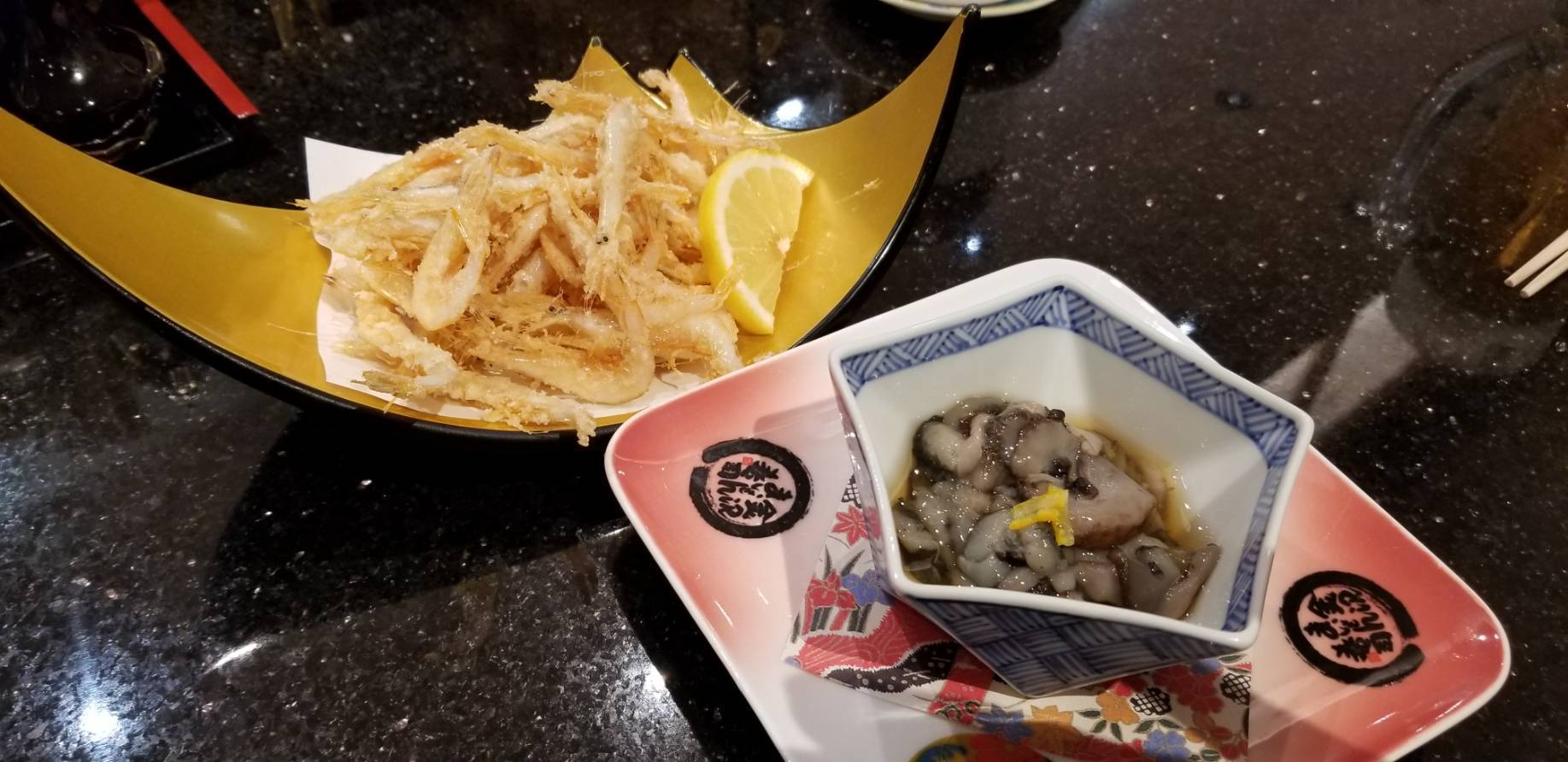 北陸の海の幸を「金沢まいもん寿司」@三軒茶屋で。_a0223786_16372548.jpg