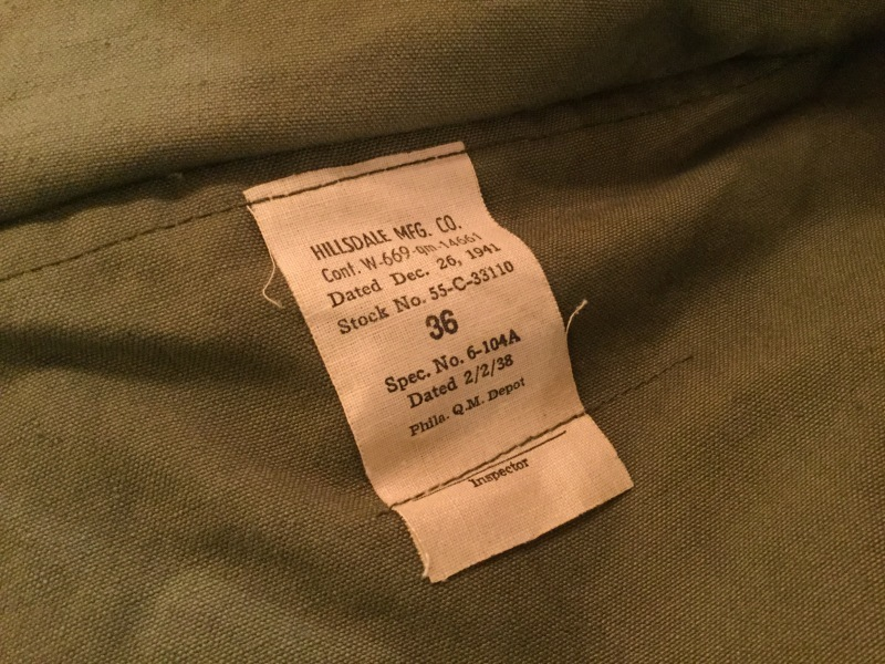 US Army M-1938_c0226387_16454213.jpeg