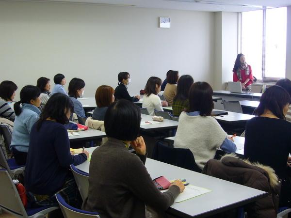 自分らしい生き方セミナー講師 島田純子でございます_f0215487_08451146.jpg