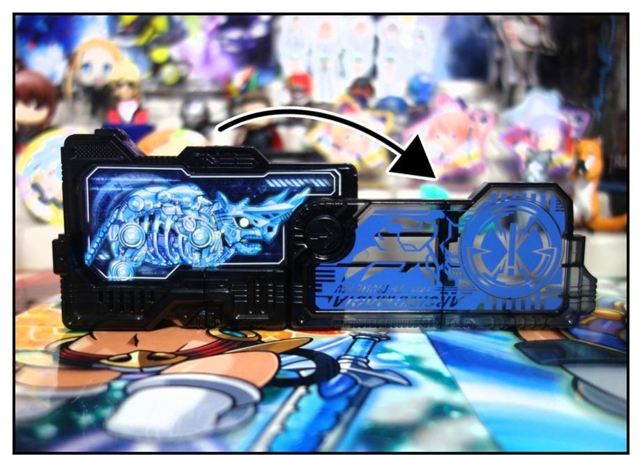 上限額3,000円(6回)で『アルシノ』&『ホエール』を狙え!! (GPプログライズキー07)_f0205396_15275000.jpg