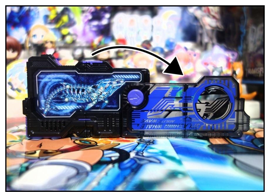 上限額3,000円(6回)で『アルシノ』&『ホエール』を狙え!! (GPプログライズキー07)_f0205396_16013861.jpg