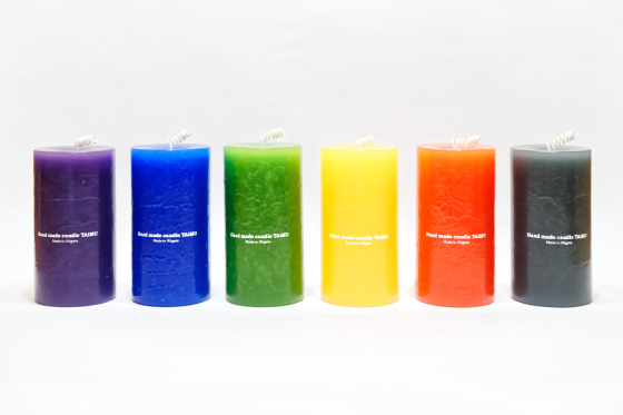 BASIC candle series 販売開始_f0139898_18362408.jpg
