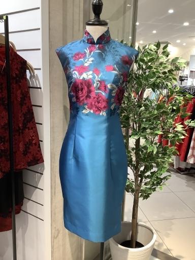 旧正月のお飾りとChinese Dress_b0210699_01404933.jpeg