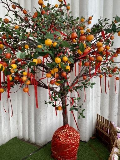 旧正月のお飾りとChinese Dress_b0210699_01452222.jpeg