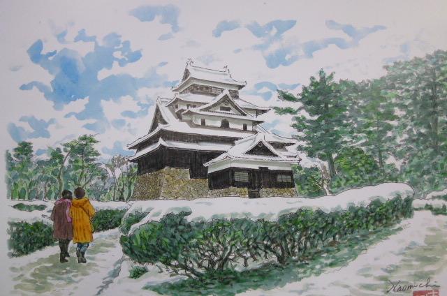島根県庁 2日ずらして仕事始め式_b0398201_22291030.jpg