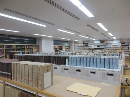 東京文化財研究所・独立行政法人国立文化財機構で調査_c0075701_20472564.jpg