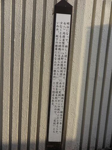 国立博物館から国立科学博物館を経由し新坂を下りホテルへ_c0075701_23460013.jpg