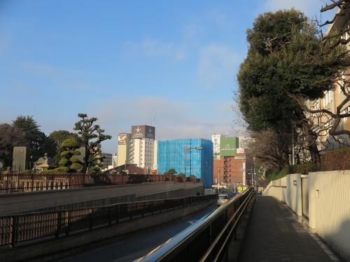 国立博物館から国立科学博物館を経由し新坂を下りホテルへ_c0075701_23461512.jpg