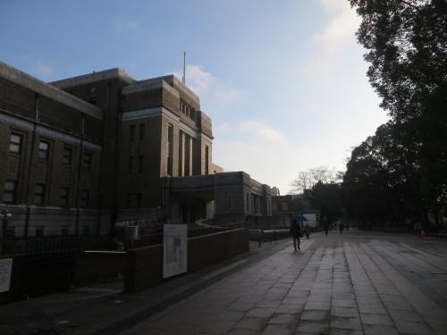 国立博物館から国立科学博物館を経由し新坂を下りホテルへ_c0075701_23472391.jpg