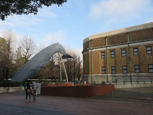 国立博物館から国立科学博物館を経由し新坂を下りホテルへ_c0075701_23473906.jpg
