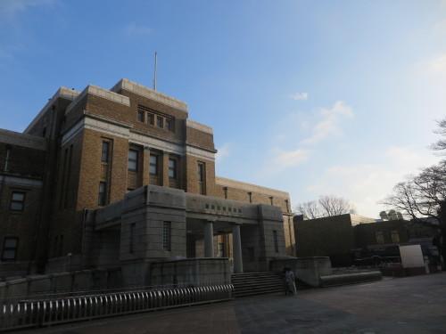 国立博物館から国立科学博物館を経由し新坂を下りホテルへ_c0075701_23475565.jpg