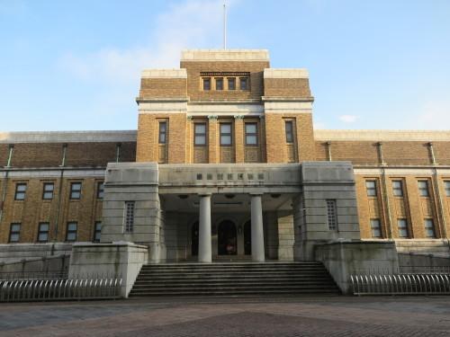 国立博物館から国立科学博物館を経由し新坂を下りホテルへ_c0075701_23480926.jpg
