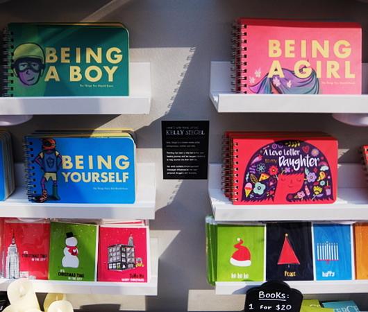 """ペーパーソルトの本、""""Being Yourself""""(自分らしく、自分であること)ほか_b0007805_09355909.jpg"""