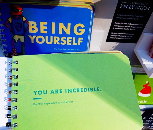 """ペーパーソルトの本、""""Being Yourself""""(自分らしく、自分であること)ほか_b0007805_09365118.jpg"""