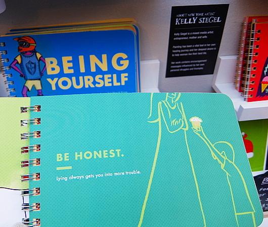 """ペーパーソルトの本、""""Being Yourself""""(自分らしく、自分であること)ほか_b0007805_09382376.jpg"""