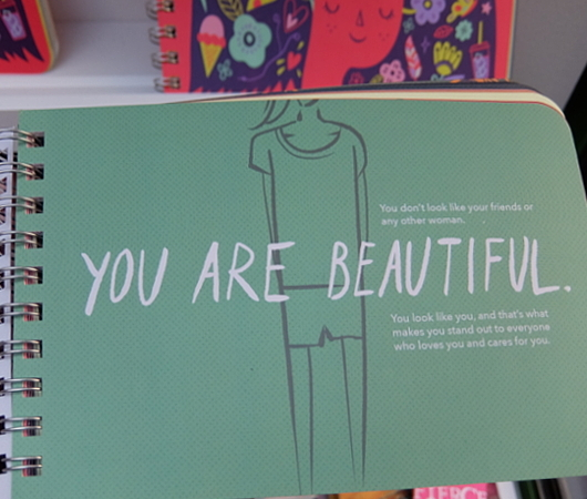 """ペーパーソルトの本、""""Being Yourself""""(自分らしく、自分であること)ほか_b0007805_09483788.jpg"""