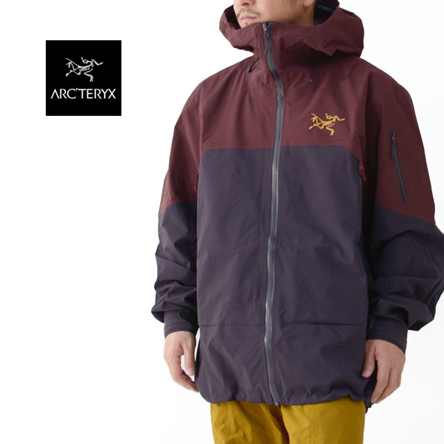 ARC\'TERYX [アークテリクス正規代理店] Rush Jacket Men\'s [19610]  メンズ GORE-TEX・スキーウエア・スノーボードウエア・_f0051306_16164171.jpg