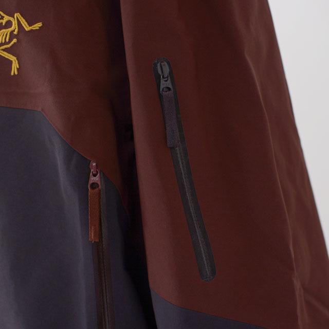 ARC\'TERYX [アークテリクス正規代理店] Rush Jacket Men\'s [19610]  メンズ GORE-TEX・スキーウエア・スノーボードウエア・_f0051306_16164179.jpg