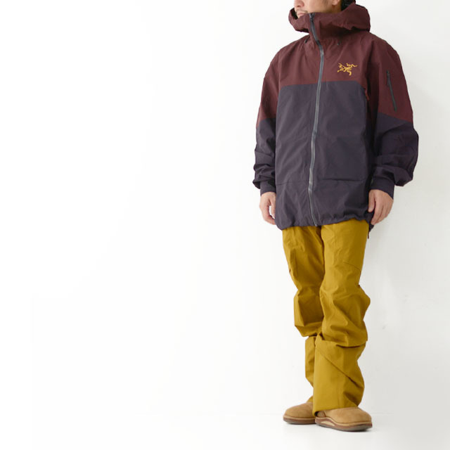 ARC\'TERYX [アークテリクス正規代理店] Rush Jacket Men\'s [19610]  メンズ GORE-TEX・スキーウエア・スノーボードウエア・_f0051306_16164206.jpg