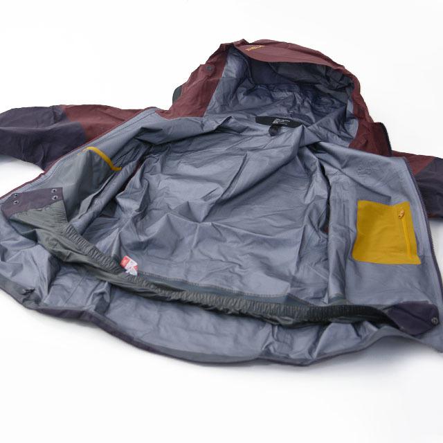 ARC\'TERYX [アークテリクス正規代理店] Rush Jacket Men\'s [19610]  メンズ GORE-TEX・スキーウエア・スノーボードウエア・_f0051306_16164214.jpg
