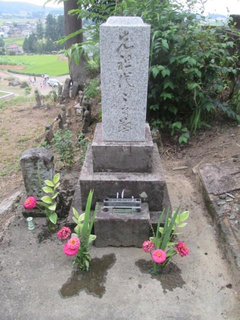 思い出の墓参り_b0203907_23144824.jpg
