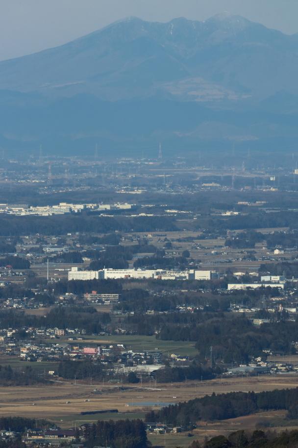 高原山と汽車 - 2020年冬・真岡鉄道 -_b0190710_21354298.jpg