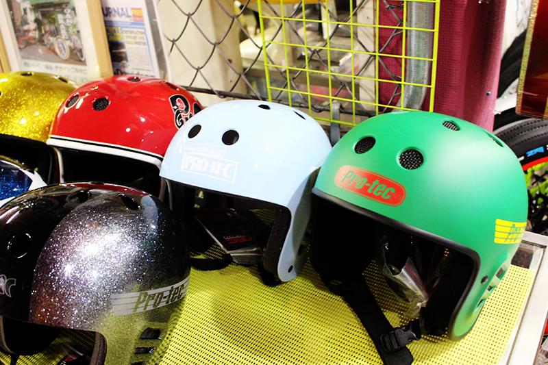 お洒落ヘルメット  札幌自転車屋。_a0139912_18545085.jpg