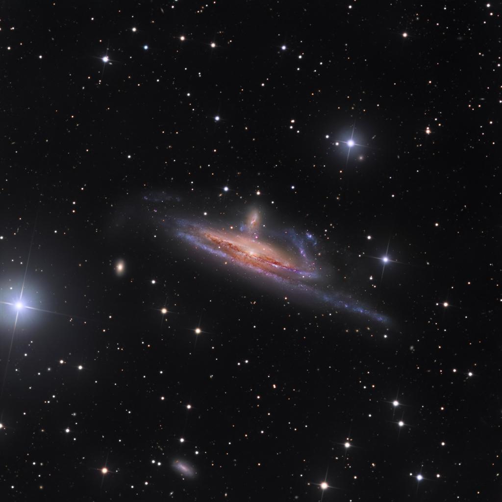 南天のエリダヌス座の美しい二つの銀河NGC1531とNGC1532_d0063814_21134155.jpg