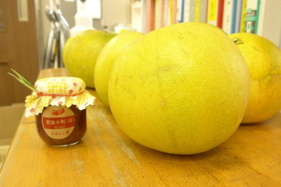 晩白柚(ばんぺいゆ)が届きました_d0170122_11101191.jpg