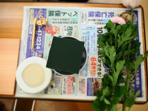 正月花アレンジ_c0148232_11254616.jpg