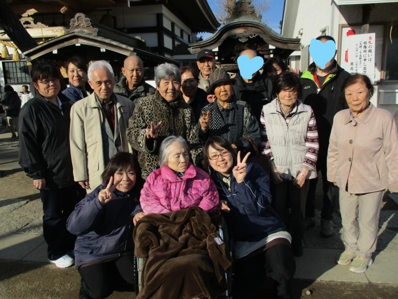 メル・グラン初詣 お正月遊び_b0131135_14453244.jpg